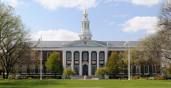 Harvard Business School's
